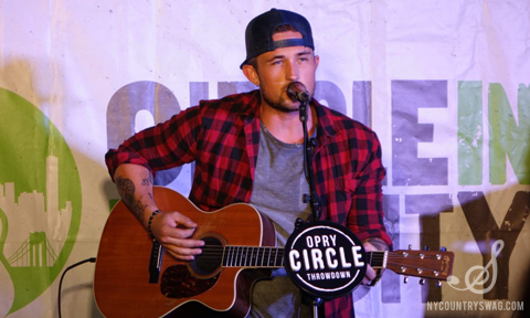 Michael Ray, Opry Circle in the City