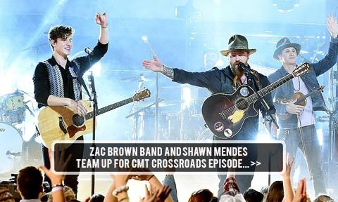 Crossroads Shawn Mendes Zac Brown Band