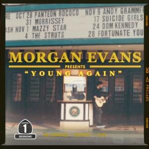 Morgan Evans Highway Sessions