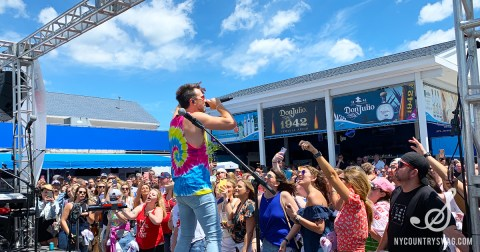 Russell Dickerson Kick Off