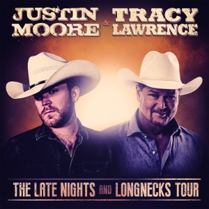 Justin Moore Tracey Lawrence Tour