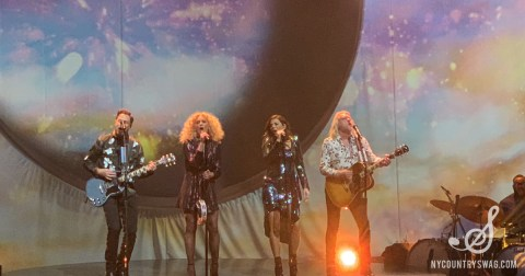 Little Big Town Anxiety