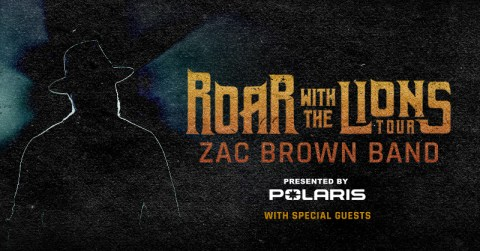Zac Brown Band Roar with the Lions Tour
