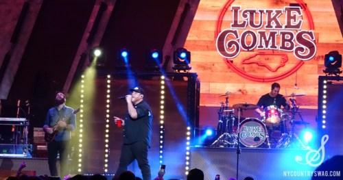 Luke Combs Lovin' On You