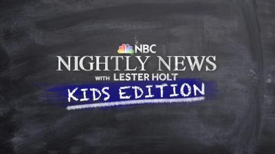 Lester Holt Nightly News Kids