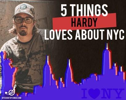 I Love New York - HARDY
