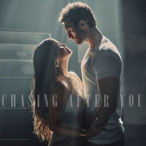 """Ryan Hurd and Maren Morris' new song """"Chasing After You"""" is available everywhere now, February 12th"""