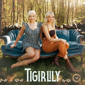 Tigirlily's debut EP is out now, July 9th, on all streaming platforms