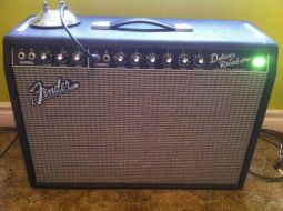 sold it to buy the handwired Vox. It was great amp, but I definitely prefer the 68 Princeton.