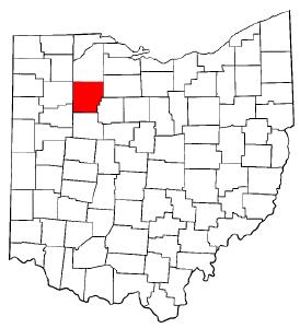 Radon levels for Hancock County