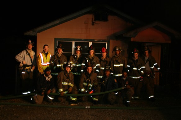P st FIRE  ATTACK CREW 14