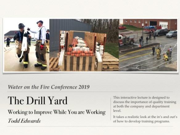 The Drill Yard
