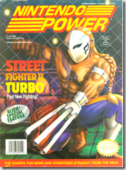 Nintendo Power #51 Cover