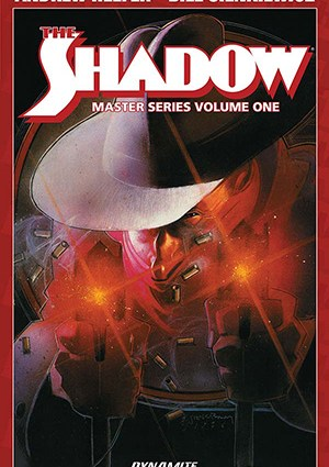 Cover To The Shadow Master Series Volume 1