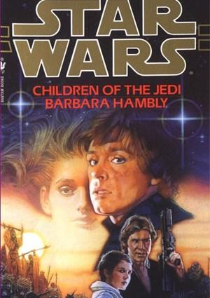 Book cover for Children of the Jedi