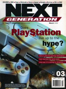 Cover of NextGen #3