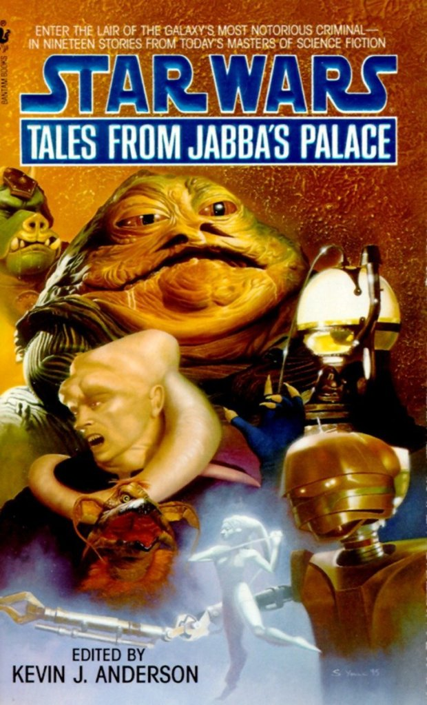 Tales from Jabba's Palace Book Cover