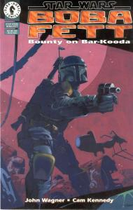 Cover of Boba Fett: Bounty on Bar-Kooda