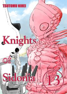 Cover of Knights of Sidonia 13