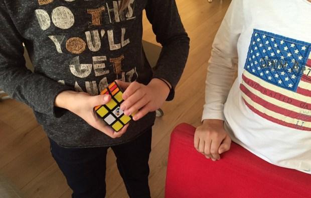 rubik's cube apprendre
