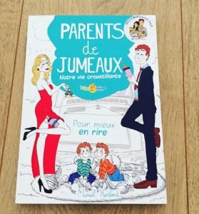 livre parents de jumeaux