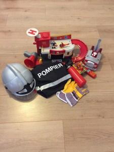cadeaux sam le pompier