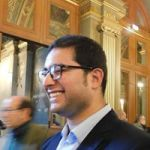 """Amir Hassan, éditeur du """"VAC"""" (agenda culturel hebdomadaire de Coup de soleil)"""