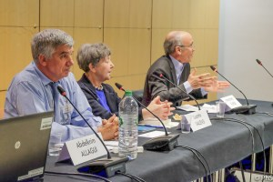 "Allagui, Valensi, Kendib: au Maghreb des livres2017, ""Juifs et musulmans au Maghreb"""