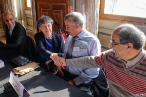 Valensi et Kendib en signature au Maghreb des livres 2017