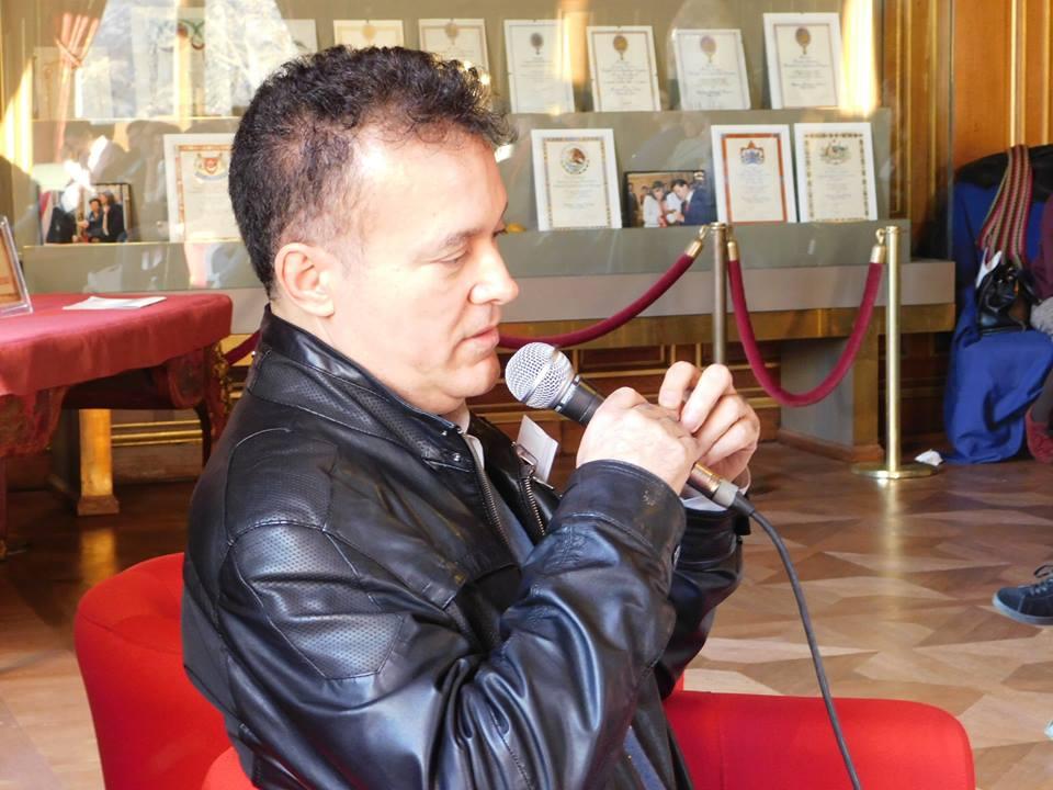 Fouad Laroui en entretien