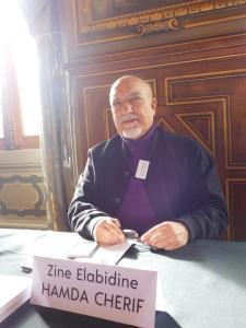 Zine Elabidine HAMDA CHERIF