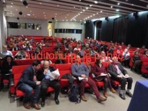 auditorium: le public