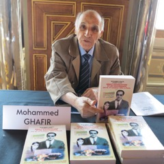 Mohamed Ghafir en signature