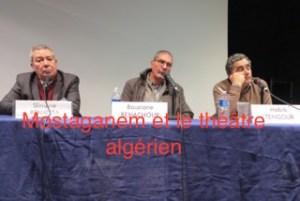 café littéraire: Mostaganem et le théâtre algérien