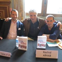 Mohand SIDI-SAÏD et ses amis en entretien
