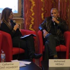 Mohamed Nedali en entretien avec Catherine Dupont-Humbert
