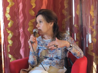 Ysabel Saïah Baudis en entretien