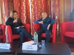 Fawsi Mellah en entretien avec Catherine Dupont-Humbert