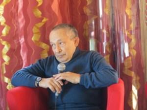 Fawsi Mellah en entretien