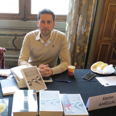 Karim Amellal en signature