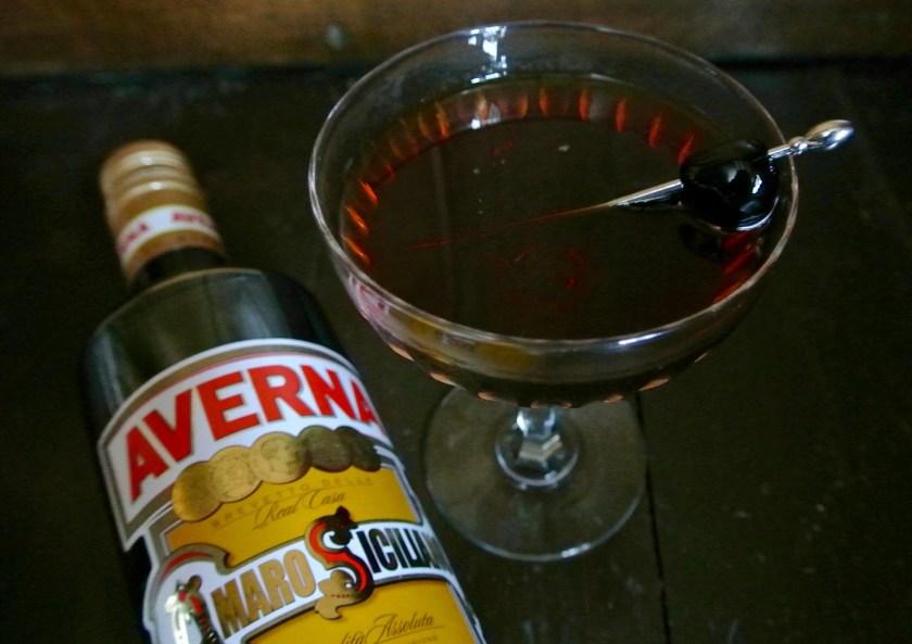 Getting To Know Amari Amaro Averna  the Black Manhattan DrinkWire
