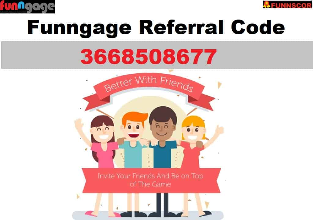 Download APK Funnagage Referral Code Earn Amazon Pay Rs 500