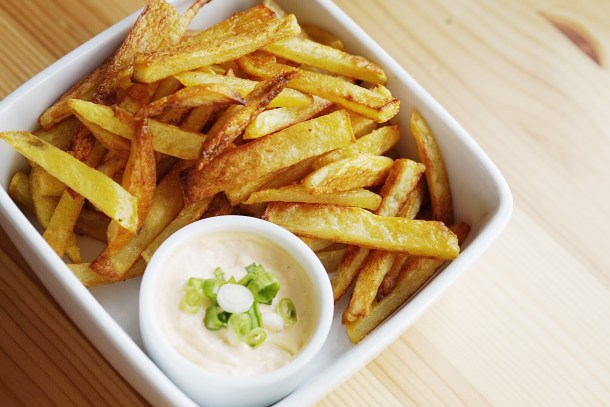 Baked Fries 3