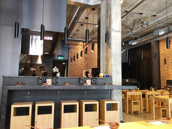 Kinton Ramen Restaurant Review Montreal 2