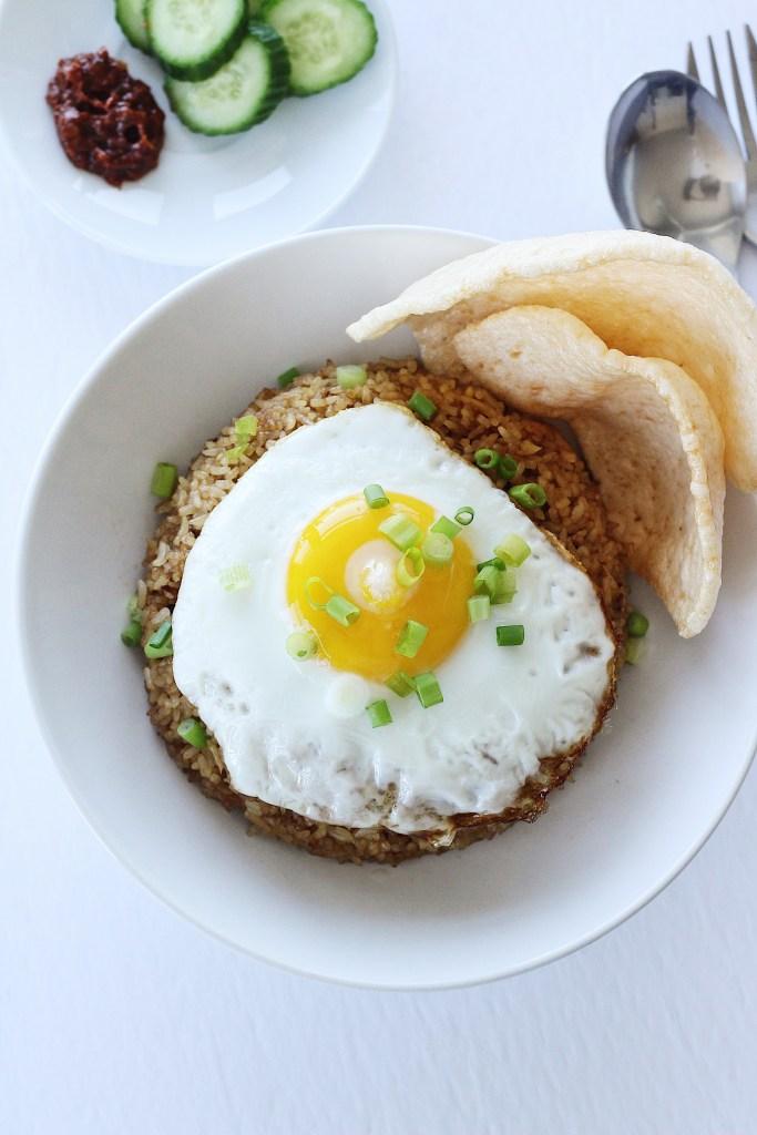 Indonesian Fried Rice (Nasi Goreng) Recipe