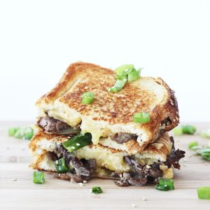 Korean Bulgogi Grilled Cheese 1