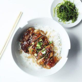 Crispy Chicken Teriyaki Recipe