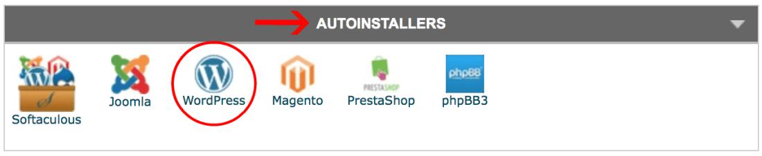 Siteground AutoInstallers