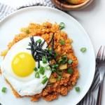 Kimchi Fried Rice (Kimchi Bokkeumbap) Recipe