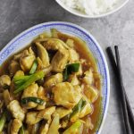 Easy Saucy Chicken & Onions Stir-Fry Recipe